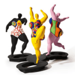 [Google Doodle] 妮基·桑法勒法國雕塑師、畫家、電影導演84歲誕辰