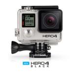 [開箱] GoPro HERO 4 銀色版 當個英雄吧!