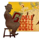 [Google Doodle] 蒙馬特之魂 Henri de Toulouse Lautrec 羅特列克冥誕紀念
