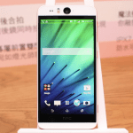 HTC Desire EYE 雙1,300萬畫素鏡頭自拍手機,降價千元再送 Dot View 保護殼!