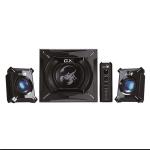 昆盈 GX Gaming SW-G2.1 2000冷冽懾蠍重低音喇叭評測