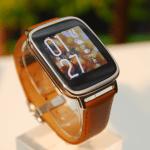 洗鍊高質感,華碩首款智慧手錶 ZenWatch 正式發表,價格驚豔!