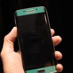 Samsung GALAXY S6 Edge 曲面螢幕手機動手玩(台灣)