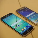 [MWC 2015] 追求玻璃與金屬混合的極薄工藝,三星發表 Galaxy S6 與雙曲面螢幕之 S6 Edge