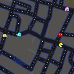 把真實道路變成小精靈地圖,Google地圖推出愚人節特別遊戲