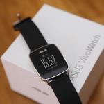 ASUS VivoWatch 運動手錶,電池續航超長,可測UV等級、心率