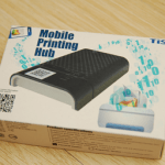 走到哪印到哪,機密文件不外流!Mobile Printing Hub 無線列印盒