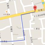 MyTrck:外出旅遊必備,與朋友分享即時位置與行經路線(iOS)