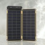 [科技新視野]Solar Paper世上最輕薄的太陽能手機充電板,只要有光就能充電!