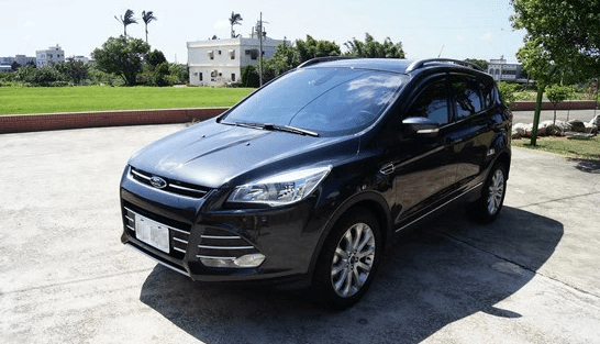 高CP值強悍性能SUV休旅 - Ford Kuga 1.5L Ecoboost
