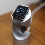有 Apple Watch 就該擁有,全鋁合金打造 Just Mobile TimeStand 時間立架