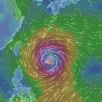 Windytv動態天氣圖,各種天氣、洋流資訊一看就懂