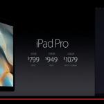 新品上市:iPad Pro-12.9吋筆電級平板問世,直挑微軟 Surface