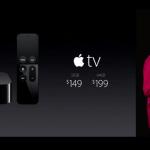 終於發表:Apple TV 搭載全新 TV OS 可裝遊戲、支援Siri、體感遊戲,Wii 囧了