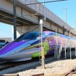 500 TYPE EVA 彩繪列車11/7發動!驚人內裝先睹為快