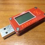 不怕買到次級品,電流檢測器幫你測行動電源、充電(傳輸)線和USB充電器(使用YZXStudio ZY1262)