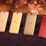 HTC One A9 匯聚時尚、設計與潮流,首款精品明星手機璀璨登場