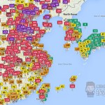 今天 PM2.5 數值多少?可即時查詢全世界 PM2.5 即時數值的好工具!