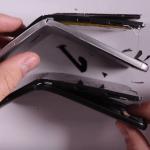超弱!華為代工 Google Nexus 6P 竟像餅乾一折就斷