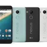 LG Nexus 5X即日登台開賣,Google Play買便宜一千
