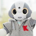 機器人落比(Robi)家族又有新朋友Kibiro ,志願是未來成為大家的居家小夥伴