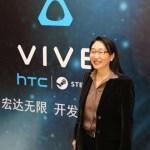 HTC VIVE 宏達無限開發者峰會前 王雪紅董事長訪談