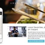 除了計程車,Uber 餐飲快遞正式上線