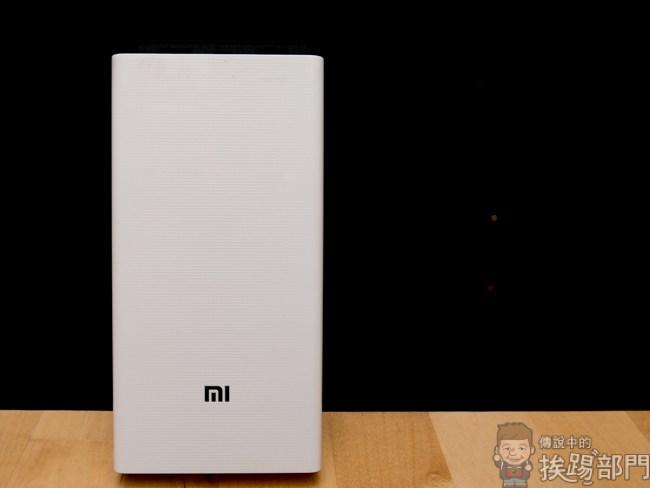 [開箱] 售價僅 149 元人民幣支援 MACBOOK 的小米行動電源 20,000 mAh