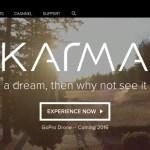 GoPro首款空拍機將以「Karma」為名