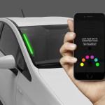 車潮中如何辨識你叫的計程車?Uber 測試新LED彩燈系統,燈色乘客App自選