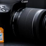 相機沒有 Wi-Fi 功能?來張 Eye-Fi Mobi 無線記憶卡,照片隨拍隨傳