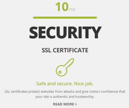 高手也得用的網站檢測工具,速度慢、SEO做不好、安全性問題一次檢測 img-10