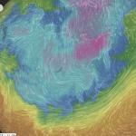 用 Windyty 看北極震盪和極鋒噴流,超強寒流來襲的氣候現象