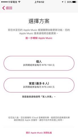 Apple Music 來了!提供3個月免費試用,音樂聽到飽只要150元! 12669446_10206643022688329_2027383870049453771_n