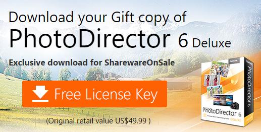 錯過就沒有!售價2980的相片創作軟體 Photo Director 6 極致版限時免費