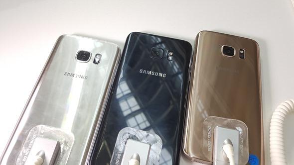 三星 Galaxy S7 旗艦體驗會在 101,現場還可玩 Gear VR 及 360度攝影機 20160304_153144