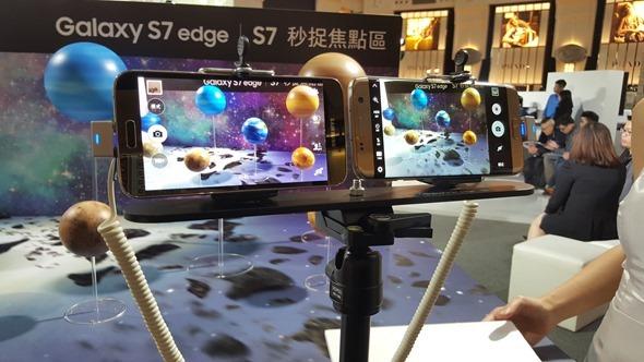 三星 Galaxy S7 旗艦體驗會在 101,現場還可玩 Gear VR 及 360度攝影機 20160304_165137