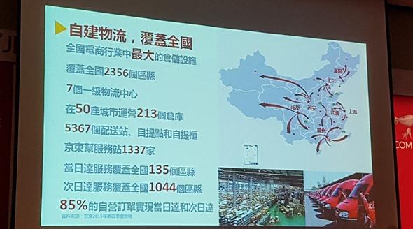 4627億人民幣的錢坑,「京東」來台灣向品牌商招手 20160316_135750