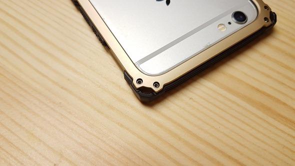 不用再怕iPhone摔歪了!Miottimo 星寰金屬邊框軟硬兼施,吸震、強化保護你的手機 20160331_172945
