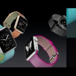 Apple 推出 Apple Watch 尼龍錶帶,色彩更繽紛多樣