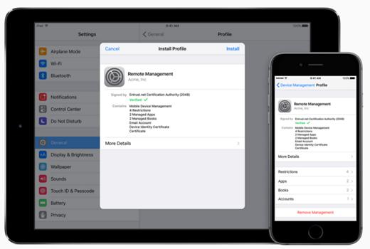 上班把公司的 iPad 當遊戲機?iOS 9.3 將推出 MDM 讓老闆掌控公司所有 iPad img-1