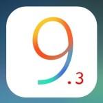 Bug 危機解除,Apple 重新釋出 iOS 9.3 修正多項錯誤