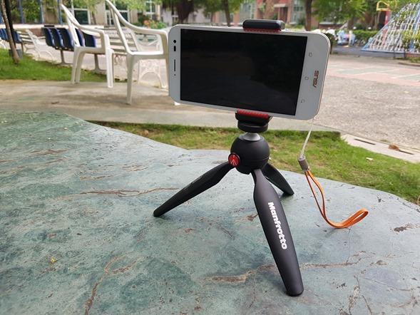 行動迷你腳架 ASUS ZenTripod 開箱 + ZenFone Zoom 新款炫酷橘背蓋分享 20160420_132451