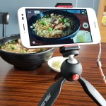 行動迷你腳架 ASUS ZenTripod 開箱 + ZenFone Zoom 新款炫酷橘背蓋分享