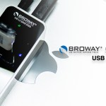 電腦不需開機就能幫手機充電!Broway 7-Port USB HUB 集線器運作、供電都穩定~
