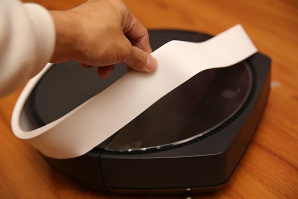 開箱/Tubbot智小兔負離子空氣清淨掃地機器人,一機雙用的智慧清掃專家 IMG_2073