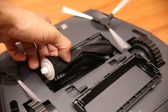 開箱/Tubbot智小兔負離子空氣清淨掃地機器人,一機雙用的智慧清掃專家 IMG_2093