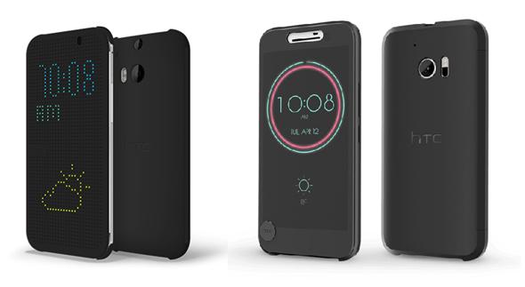 HTC 10 重點功能詳細評測,入眼動魂 誠意滿點! dot-view-vs-ice-view