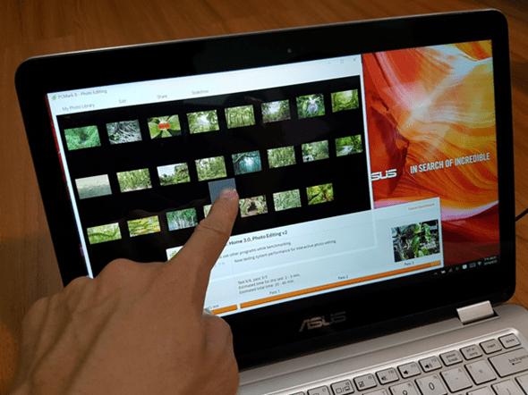 評測/ASUS ZenBook Flip UX360CA 翻轉超輕薄行動商務觸控筆電 image-73