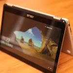評測/ASUS ZenBook Flip UX360CA 翻轉超輕薄行動商務觸控筆電